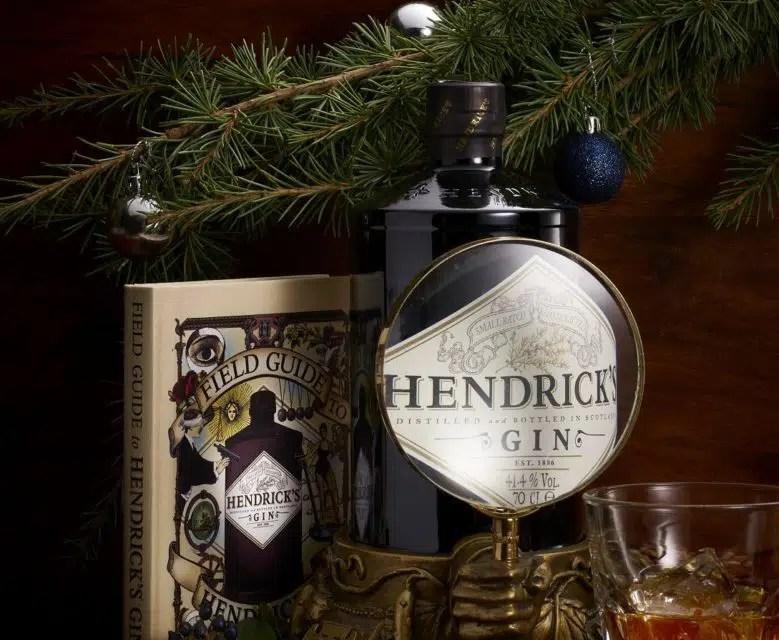 Hendrick's Gin, un excelente regalo para la Navidad 2020
