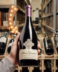 Las cuatro gracias Pinot Noir Dundee Hills Reserve