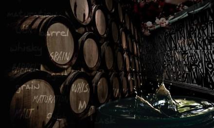 El whisky japonés Shibui en EE. UU. para despedir el 2020