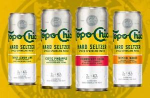 Topo Chico triunfa con su versión hard seltzer