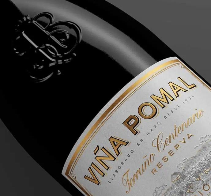 Pack Viña Pomal, botellas de Terruño Centenario Reserva 2015