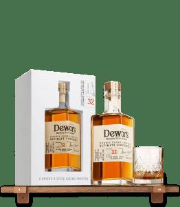 Dewar's 32 en los barriles de jerez de Pedro Ximenez, Bacardí
