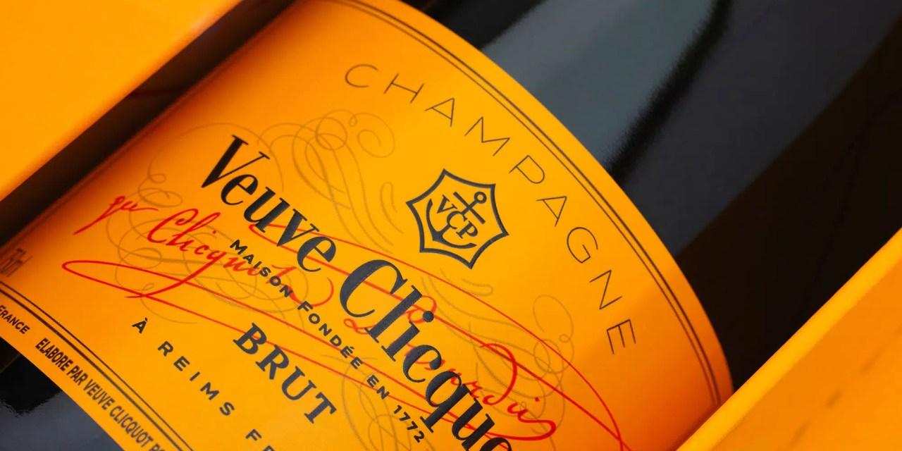 Costco vende botellas gigantes de 6 litros de Veuve Clicquot