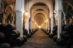 La historia del Brandy de Jerez está ligada a la historia de Bodegas Fundador