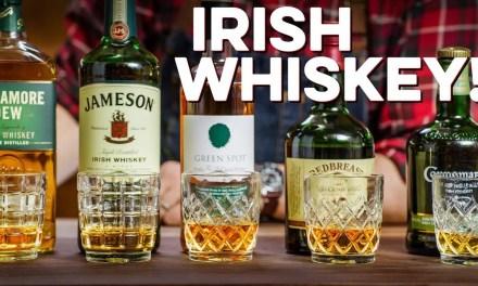Whisky irlandés: crecen ventas 140 por ciento en 10 años