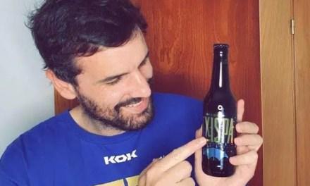 Cerveza Txispa cesa su elaboración anuncia Asier de la Iglesia