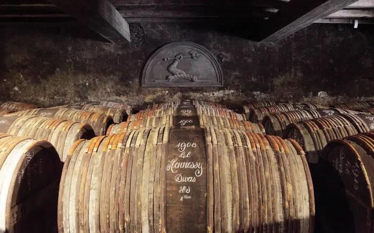 Con más de 250 años de tradición, el coñac se mantiene