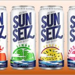 SunSetz Hard Seltzers, con 5% de alcohol, llega al mercado
