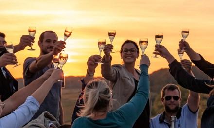 Laurent Godard: un viñedo 100 % local y el champagne ideal