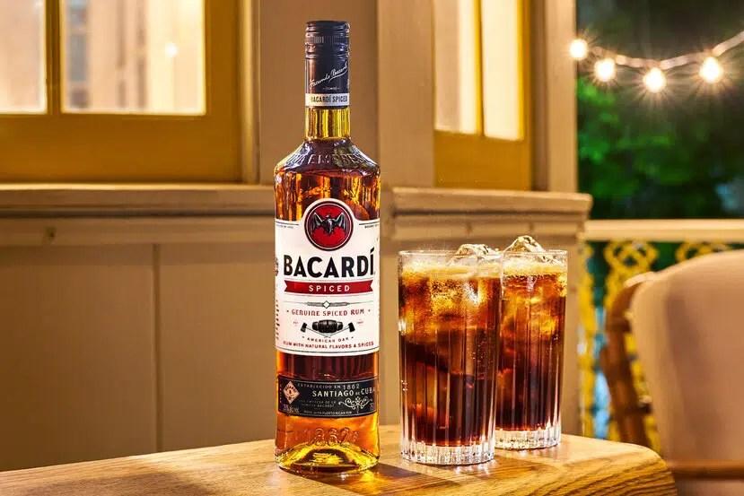 Bacardí Spiced: nueva propuesta de ron mezclado con especias