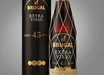 Ron Brugal celebra 45 años de su admirado Extra Viejo