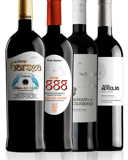 Los vinos Linaje Garsea son envolventes, intensos y potentes