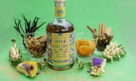 Happy Raptor Distilling lanza nuevo ron 504King Cake Rum