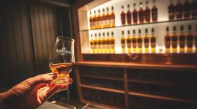 las exportaciones del whisky escocés