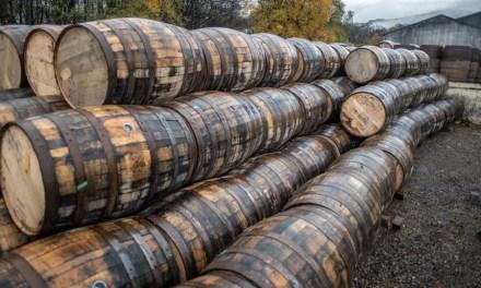 Exportaciones del whisky escocés cayeron un 23% en 2020