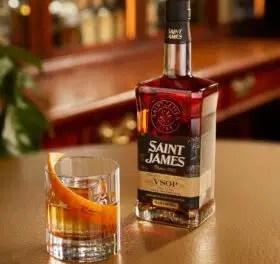 Saint James agrega a su portafolio el ron agricole VSOP