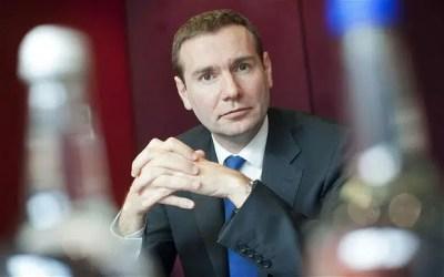 Alexandre Ricard, presidente y director ejecutivo de Pernod.