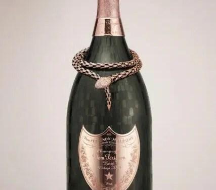 Dom Pérignon y su edición limitada Bulgari Serpenti