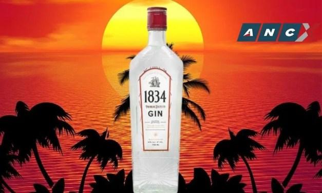 1834 Premium Distilled Gin: producto que seduce con su sabor floral