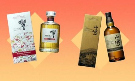 Suntory: 2 whiskies japoneses de edición limitada en mayo