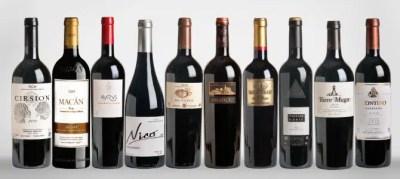 Los vinos de Rioja f