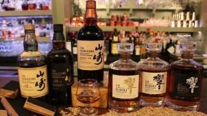 Regulaciones Whisky Japonés