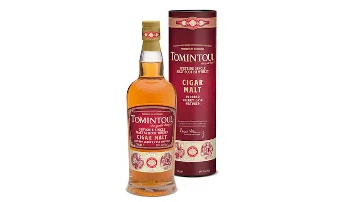 Tomintoul Whisky: perfecto parejo para los mejores tabacos del mundo
