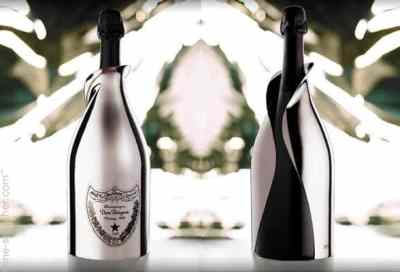 Champanes más caros#4 Dom Perignon White Gold Jeroboam