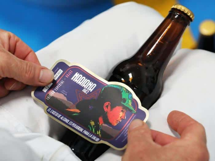 La Roja: planta de Bogotá presenta cerveza de los ex-Farc