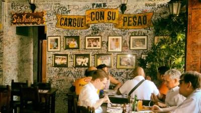 Bodeguita del medio Cuba