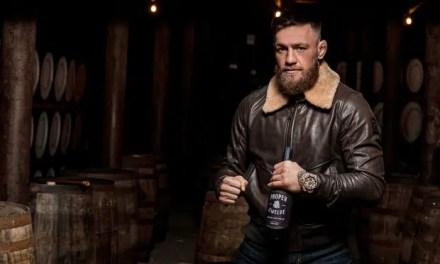 "Conor McGregor vende empresa de whisky ""Proper 12"""