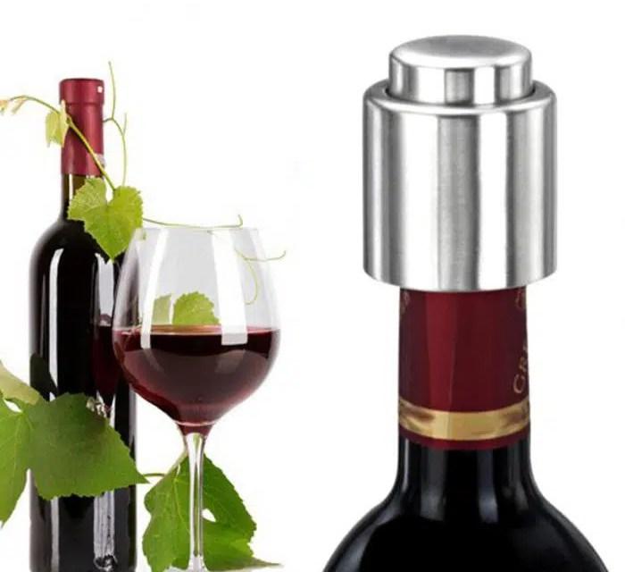 ¿Qué hacer con una botella de vino abierta? 4 pasos para sellarla