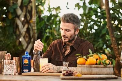 Haig Club Orange de David Beckham