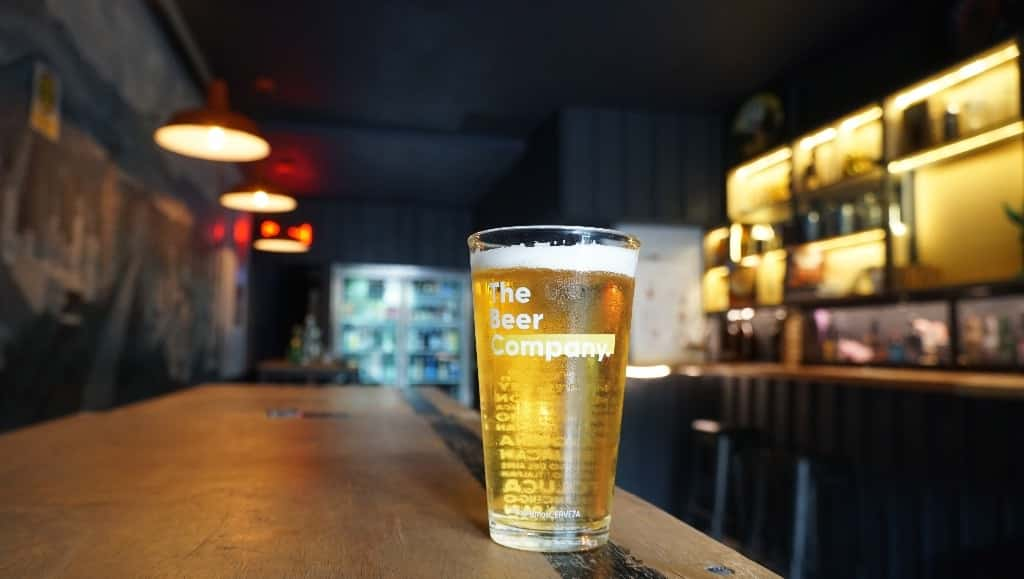 The Beer Company: Año 12 Imperial Stout  para impulsar la cultura cervecera en México