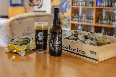 Oyster Stout, estilo de cerveza negra