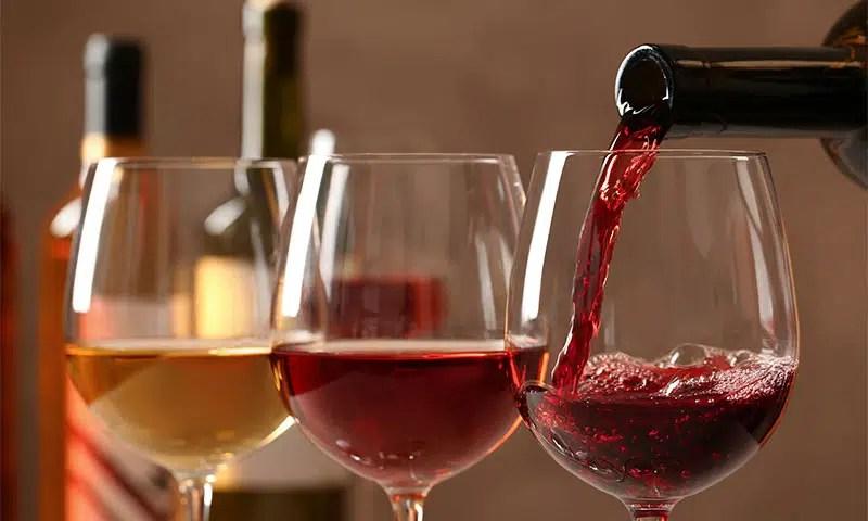 Clasificación del vino por su color: 3 opciones para todos los gustos