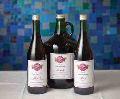 El vino altar d