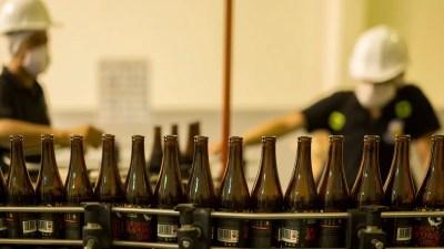 Las ventas globales de cerveza