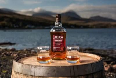 Jura Rum Cask Finish