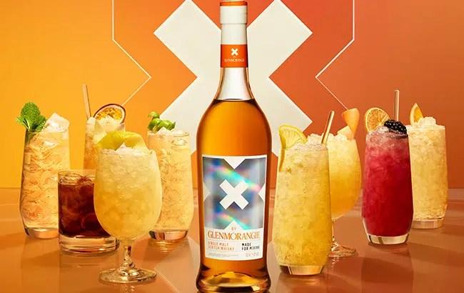 Whisky single malt de Glenmorangie,»más dulce», para ser mezclado