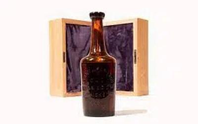 whisky más antiguo
