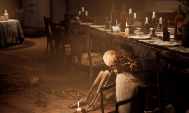 The Wine,la obra deCarlos Coronado, entre los mejores survival horror