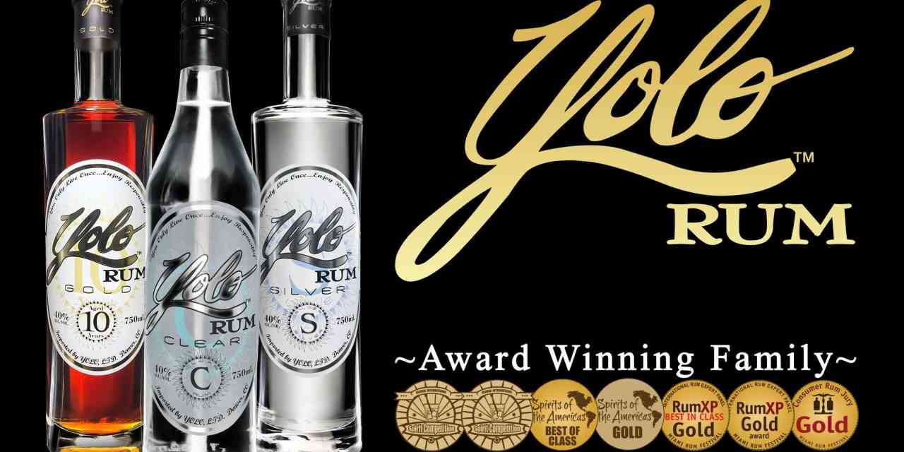 Yolo Rum Clear, un producto que enaltece el portafolio de Yolo Rum