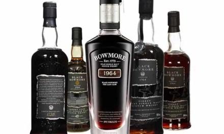 Colección de Black Bowmore obtiene 563.000 dólares en subasta