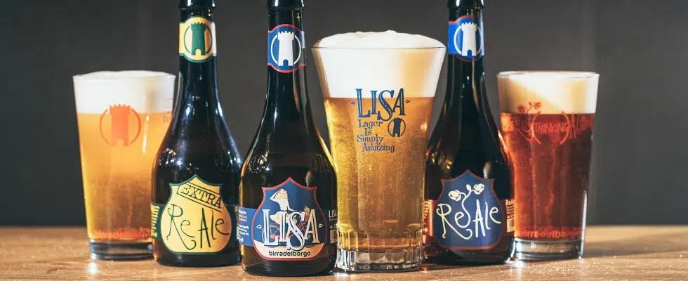 La cerveza Borgo ostenta 4 premios en el European Beer Challenge