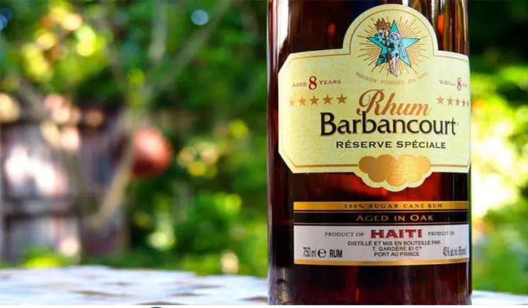 El ron haitiano Barbancourt, 160 años de historia y un sabor único