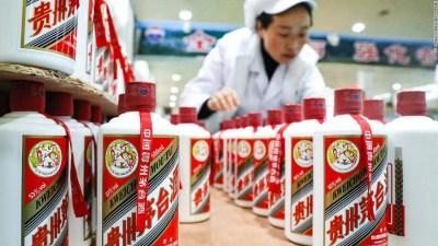 el trago favorito de Mao Zedong