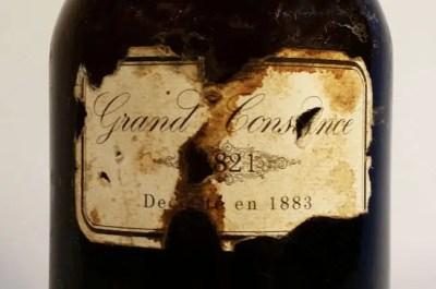 vino de 200 años