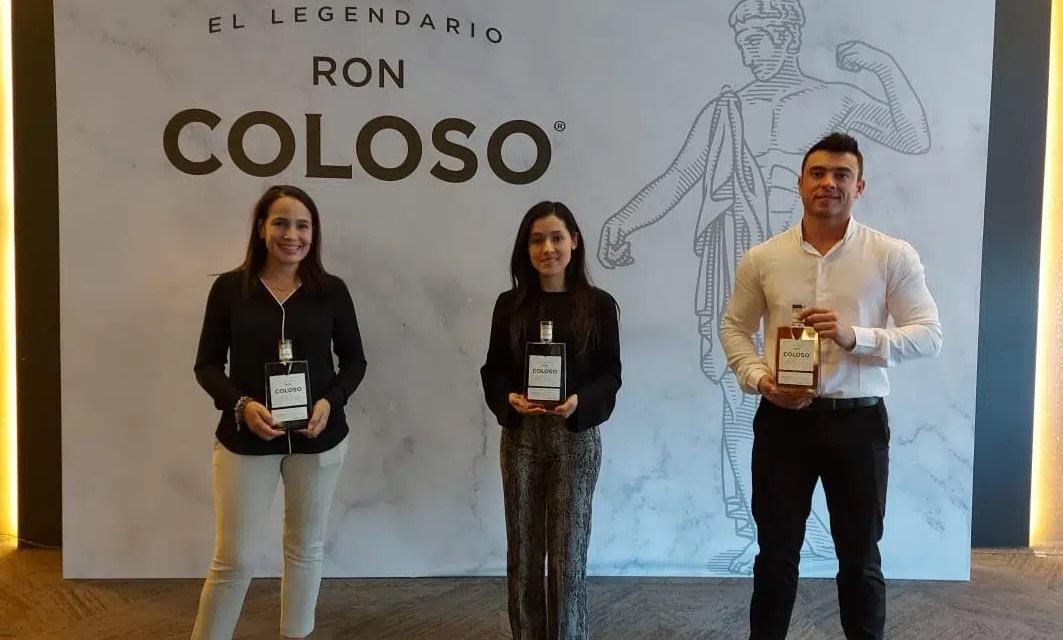 Nueva edición de Ron Coloso de Licores de Guatemala