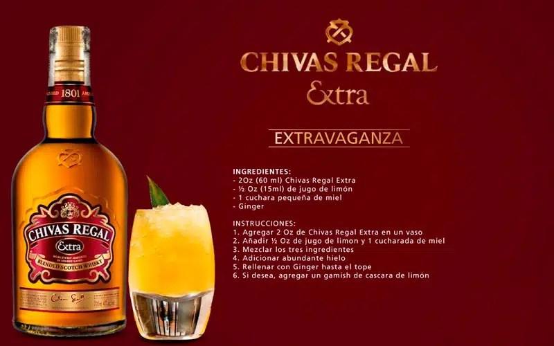 Whisky Chivas Extra 13 años: plenitud y placer en cada sorbo 1